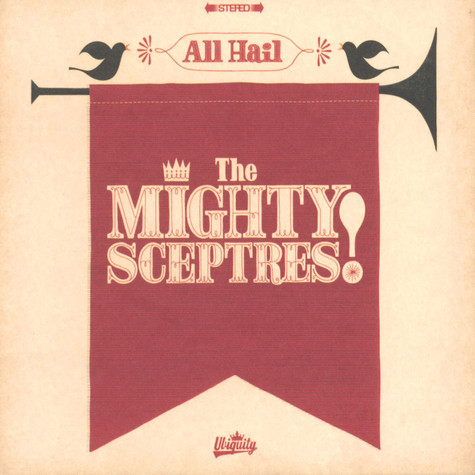 Mighty Sceptres, The - All Hail The Mighty Sceptres