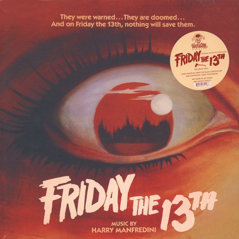 Harry Manfredini - Friday The 13Th Part 1 Original Score
