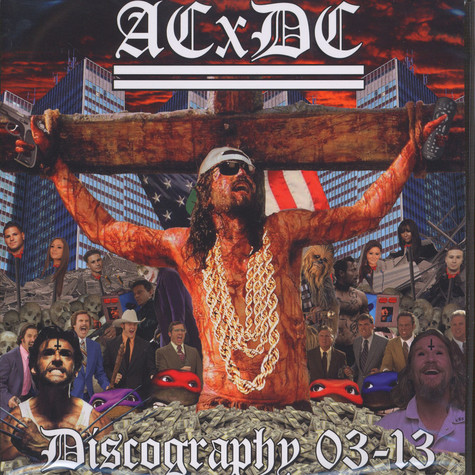 Acxdc - Discography 03-13