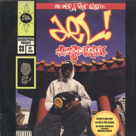 Del Tha Funkee Homosapien - No Need For Alarm