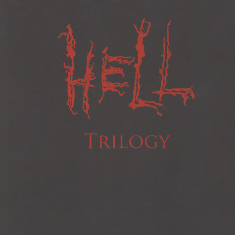 Hell - Trilogy Picture Disc Box