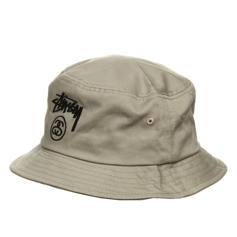 Stüssy - Stock Lock Bucket Hat