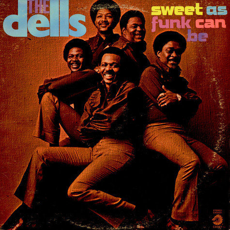 Dells, The - Sweet As Funk Can Be
