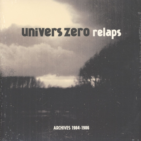 Univers Zero - Relaps/Archives 1984-86