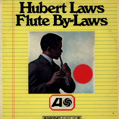 Hubert Laws - Flute By Laws