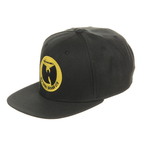 Wu-Tang Clan - Sword Badge Strapback Cap (Black)  d61a13ac0644