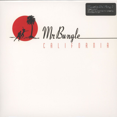 Mr. Bungle - California Black Vinyl Edition