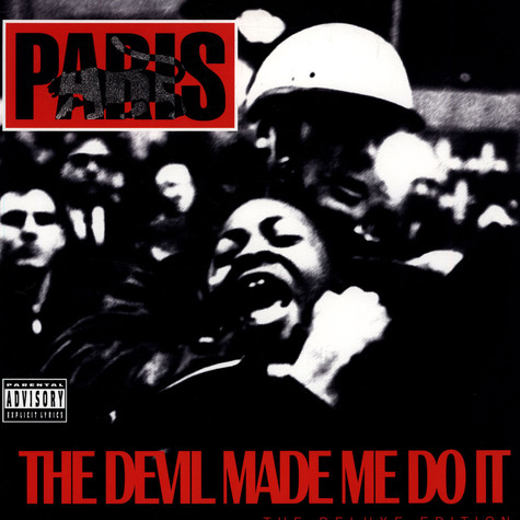 Paris - The devil made me do it - The Deluxe Edition