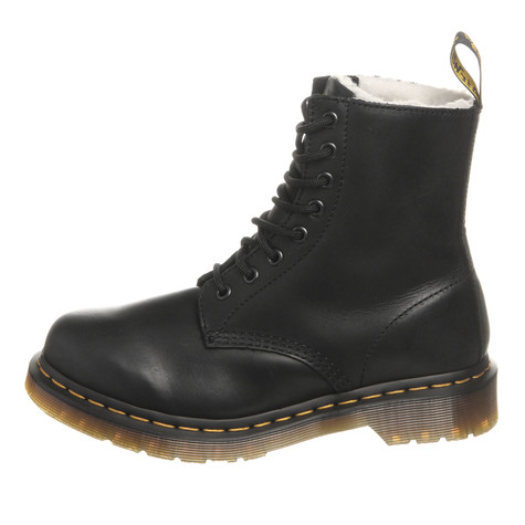 Dr. Martens - Serena Polished Laredo 8 Eye Boots