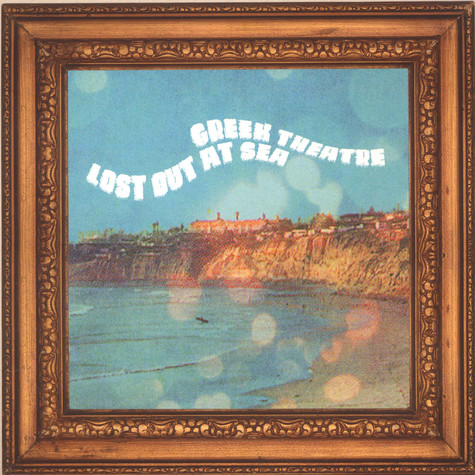 Greek Theatre - Lost Out At Sea Black Vinyl Edition