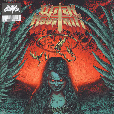 Witch Mountain - Mobile Of Angels Black Vinyl Edition