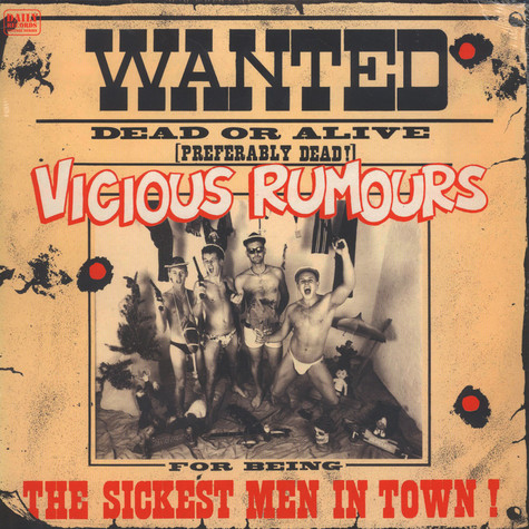 Vicious Rumours - The Sickest Men In Town