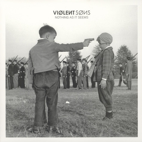 Violent Sons - Nothing As It Seems