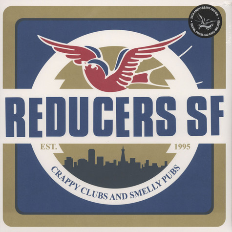 Reducers S.F. - Crappy Clubs And Smelly Pubs
