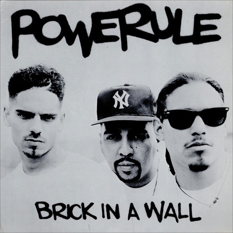 Powerule - Brick In The Wall / Let The Years Roll