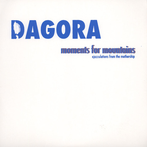 Dagora - Moments For Mountains