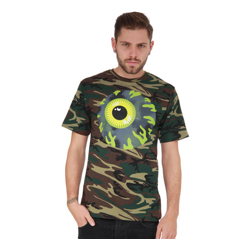 Mishka - Kirby Keep Watch Camo T-Shirt