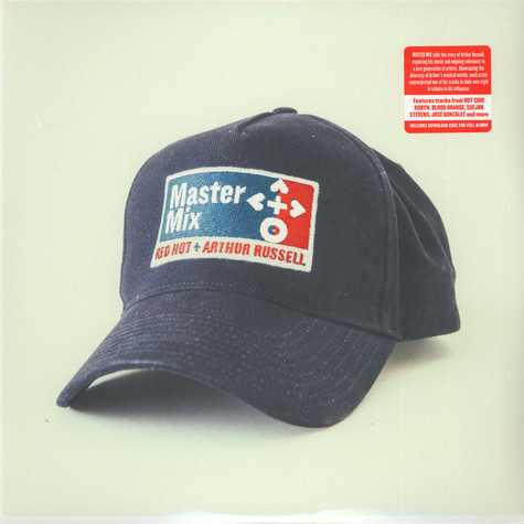 V.A. - Master Mix: Red Hot & Arthur Russell