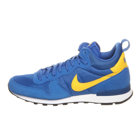 new products 08f67 4feb5 Nike. Internationalist Mid (Hyper Cobalt ...
