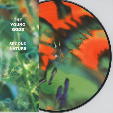 Young Gods - Second Nature Pictured Disc Edition