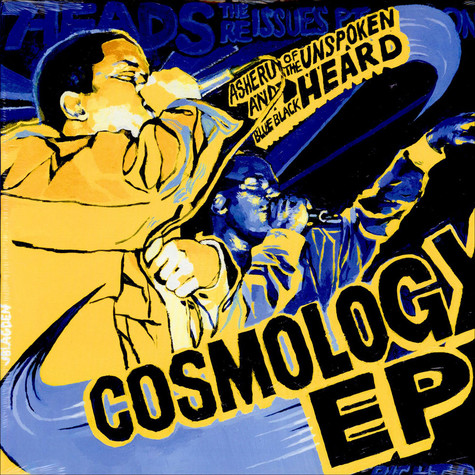 Unspoken Heard, The - Cosmology EP