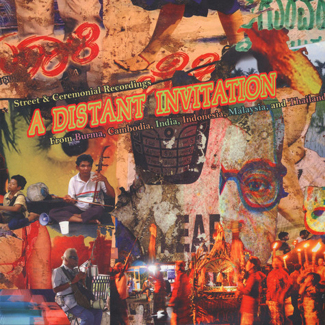 V.A. - A Distant Invitation: Street & Ceremonial Recordings