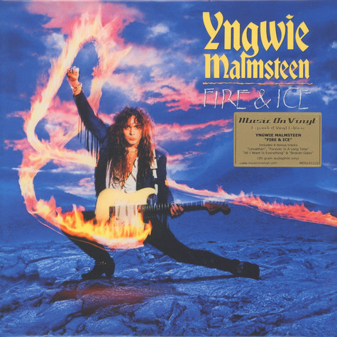Yngwie Malmsteen - Fire & Ice Expanded Edition