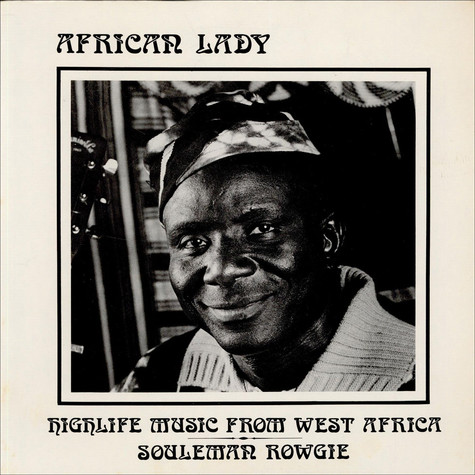S. E. Rogie - African Lady