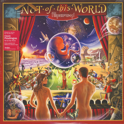 Pendragon - Not Of This World