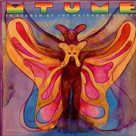 Mtume - In Search Of The Rainbow Seekers