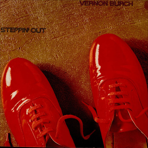 Vernon Burch - Steppin' Out