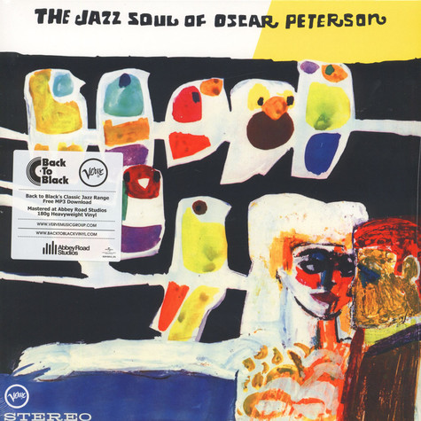 Oscar Peterson - The Jazz Soul Back To Black Edition