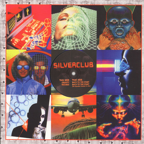 Silverclub - Back To The Start EP