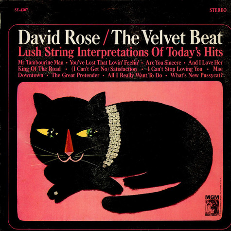 David Rose & His Orchestra - The Velvet Beat