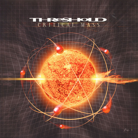 Threshold - Critical Mass (Definitive Edition) Orange Vinyl Edition