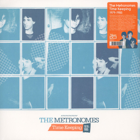 Metronomes, The - Time Keeping 1979-85 White Vinyl Edition