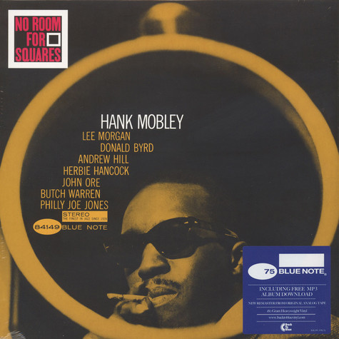 Hank Mobley - No Room For Squares Back To Black Edition
