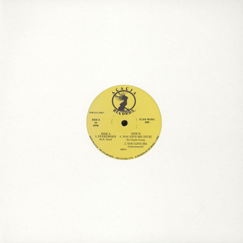 K-Hand / Claude Young - Everybody