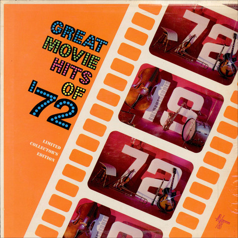 Cinema Soundstage Orchestra, The - Great Movie Hits Of '72