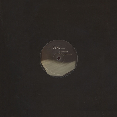 Dyad - From Another Place / Interface