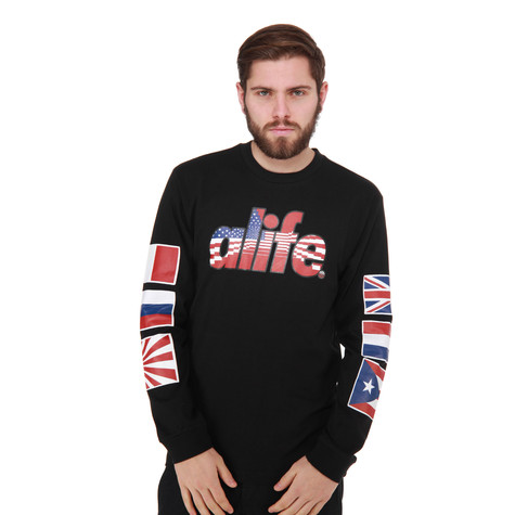 Alife - Infinity Flag Long Sleeve Shirt