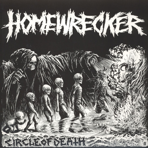 Homewrecker - Circle Of Death