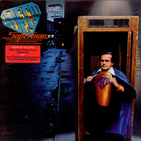 Meco Monardo - Superman And Other Galactic Heroes