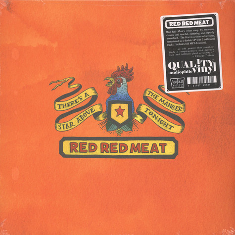 Red Red Meat - There's A Star Above The manger Tonight