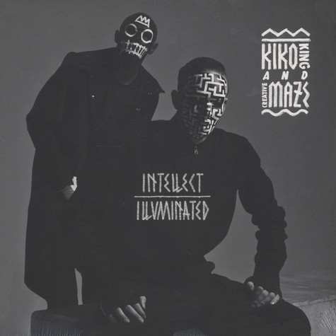 Kiko King & Creativemaze - Intellect Illumintaed EP