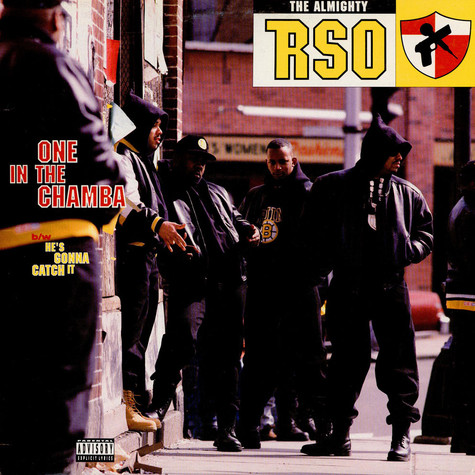 Almighty RSO, The - One In The Chamba
