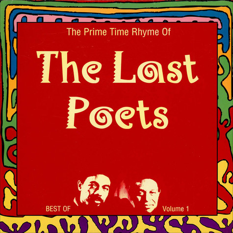 Last Poets, The - The Prime Time Rhyme Of The Last Poets - Best Of Volume 1