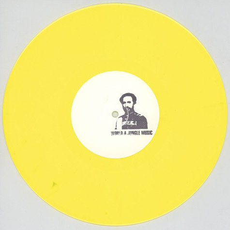Rasta Vibes - World A Jungle Music Yellow Vinyl Edition