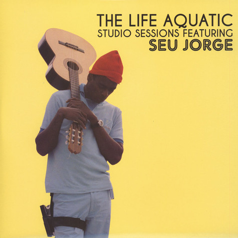 Seu Jorge - The Life Aquatic: Studio Sessions Colored Vinyl Edition