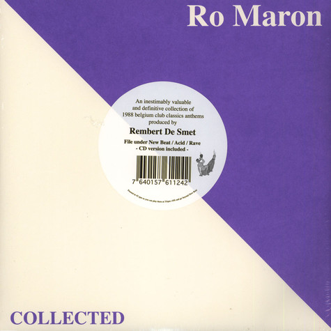 Ro Maron - Collected 1
